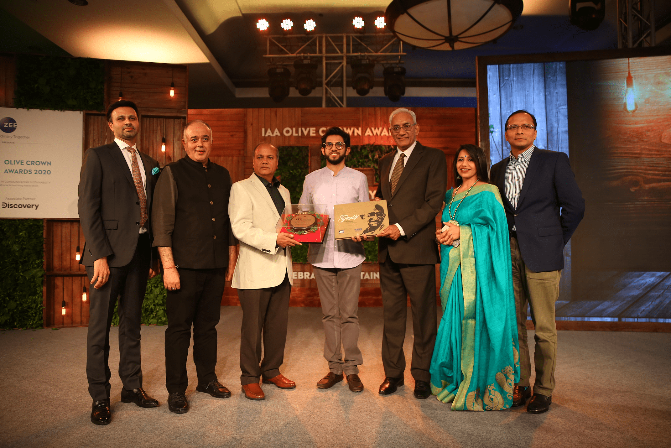 10th Olive Crown Awards IAA India