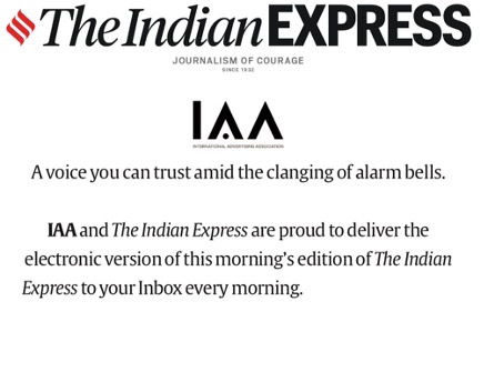 IAA India partners with the Indian Express