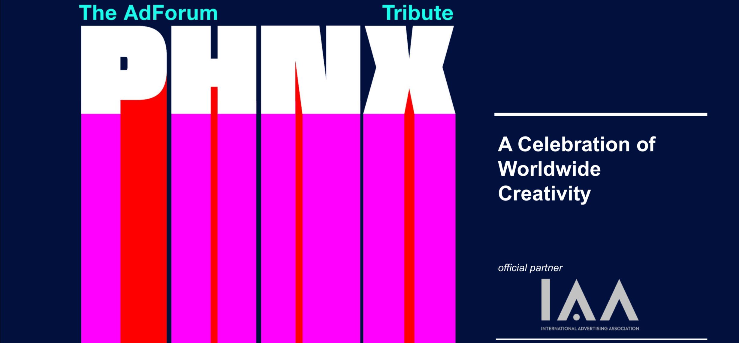 IAA Partners with AdForum for PHNX Tribute