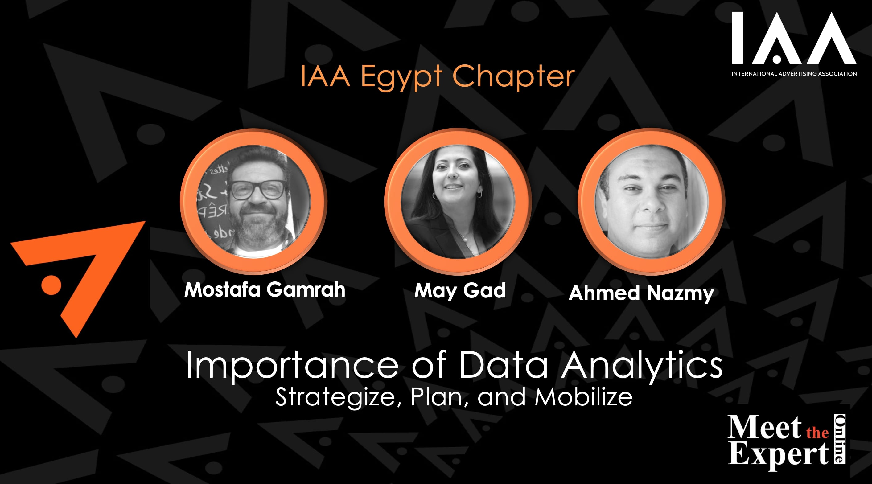 IAA Egypt host webinar on Importance of Data Analytics