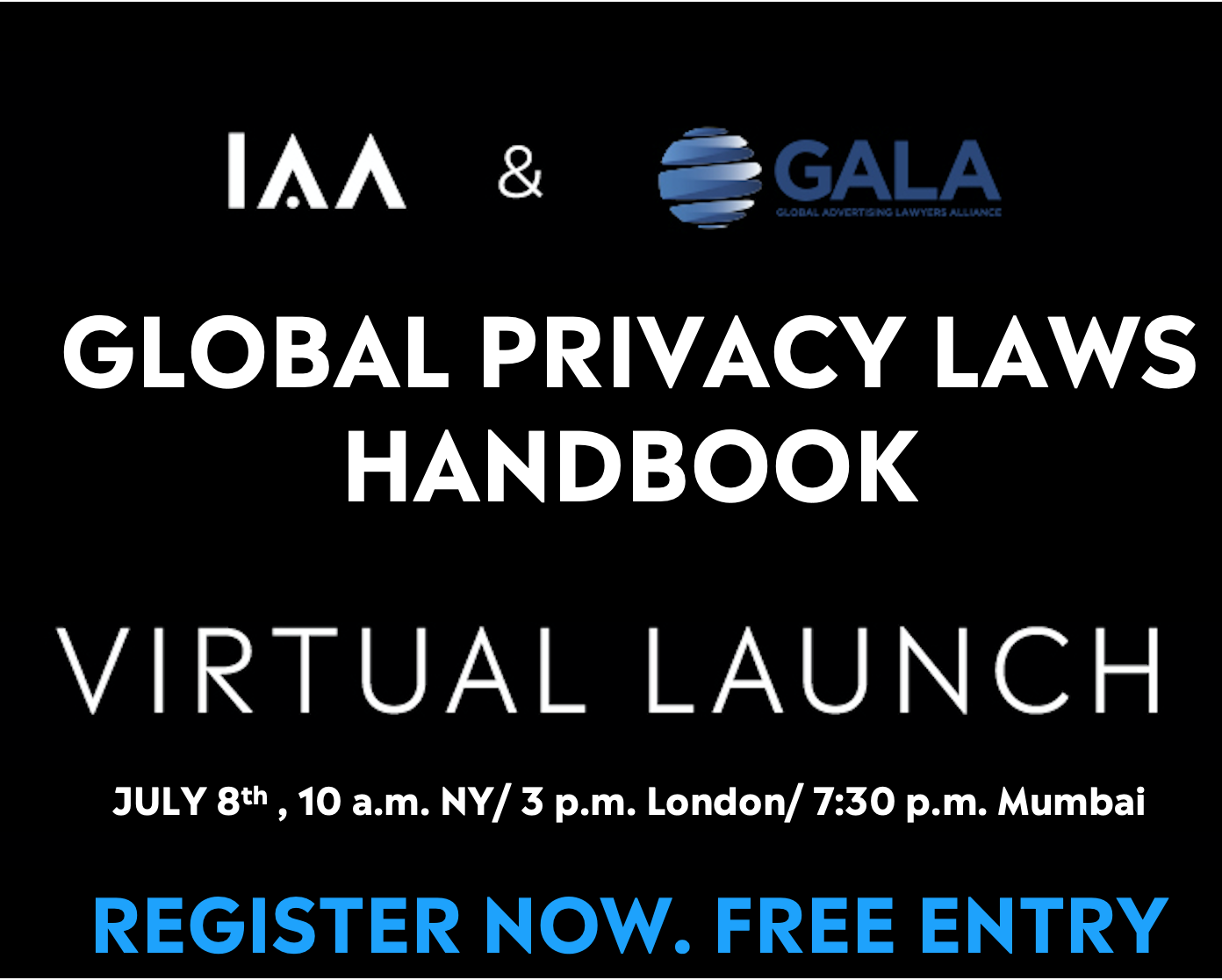 Global Privacy Laws Handbook Launch
