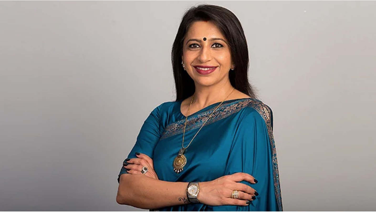 Megha Tata elected as IAA India President