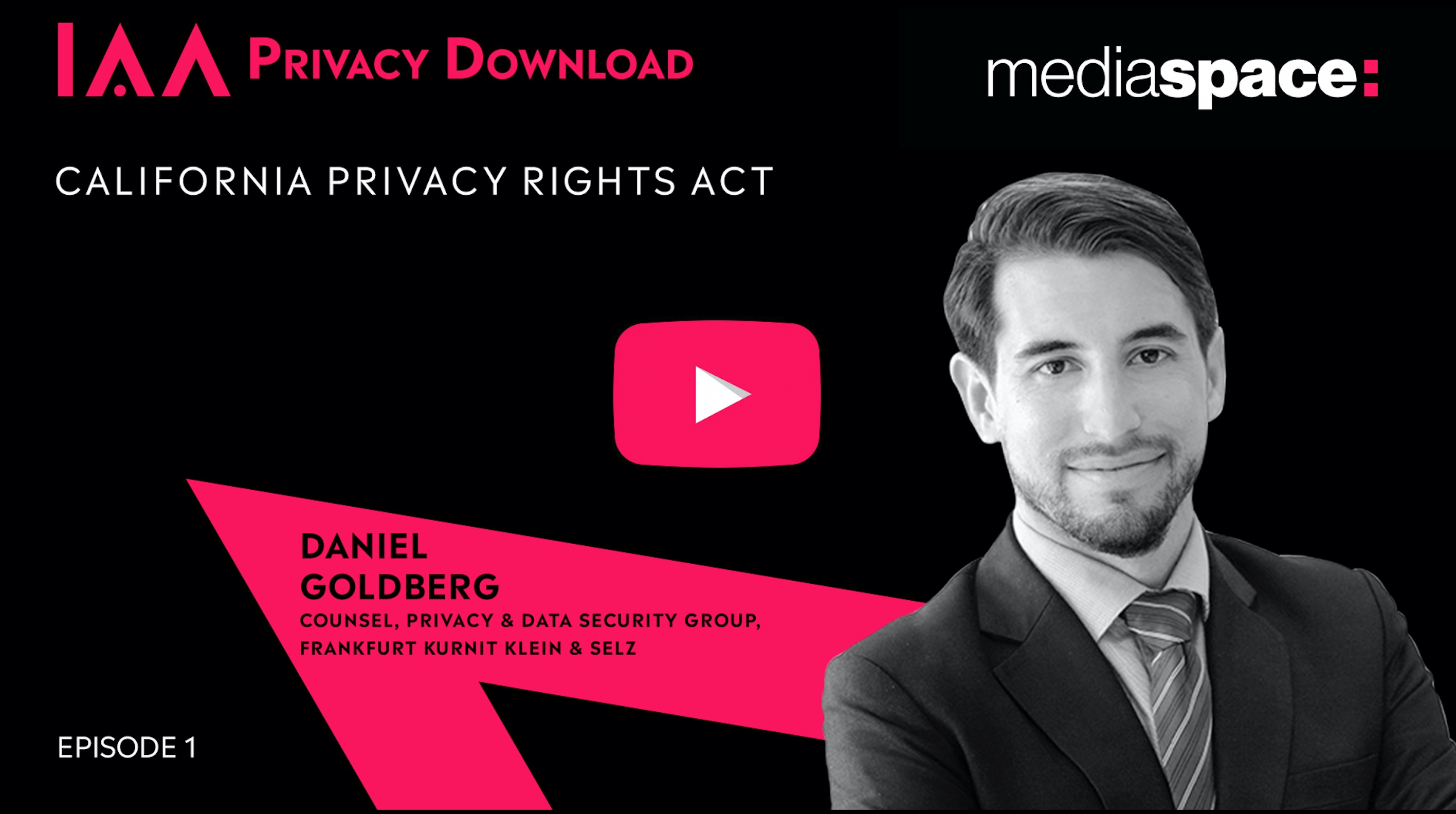 IAA and Mediaspace partner to launch privacy download series