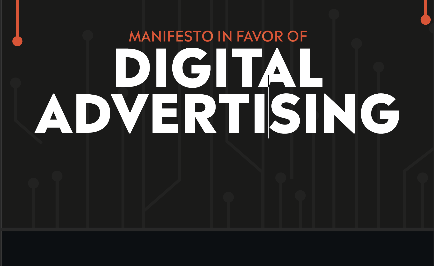 """IAA Italy announces the signing of the """"Manifesto in favor of Digital Advertising"""""""