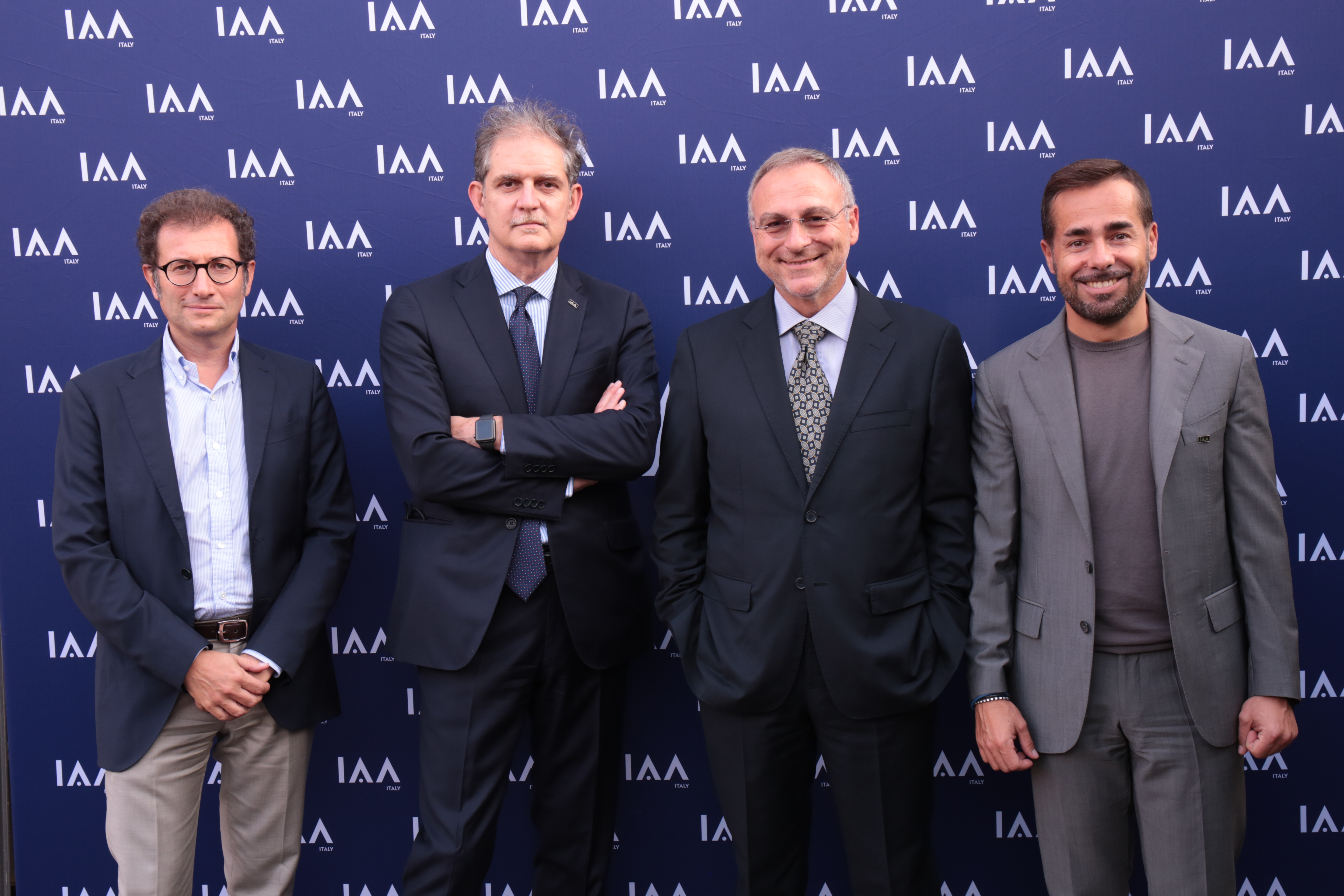 THE MEMBERS' MEETING OF IAA ITALY CHAPTER