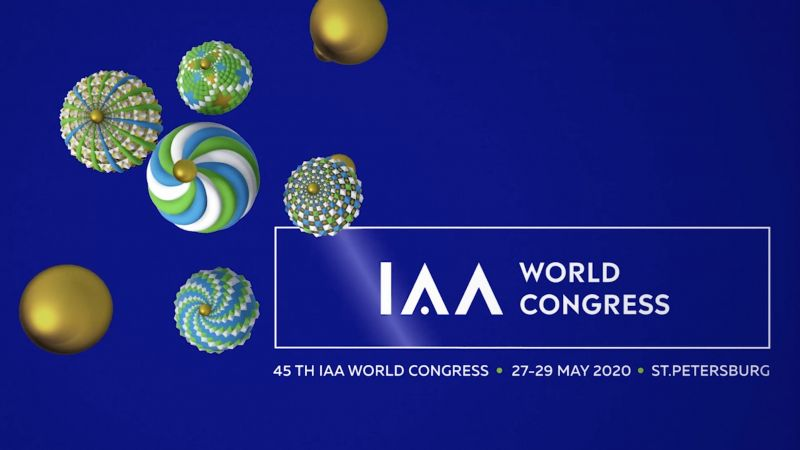 The Preparation: 45th IAA World Congress - St Petersburg, Russia