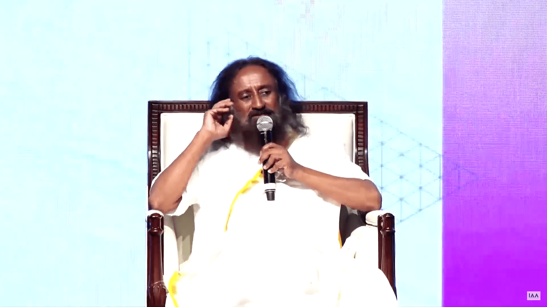 Sri Sri Ravi Shankar | IAA World Congress 2019