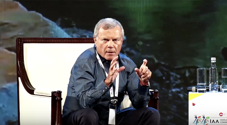 Sir Martin Sorrell | IAA World Congress 2019
