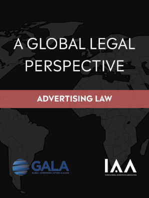 Advertising Law Book 2018