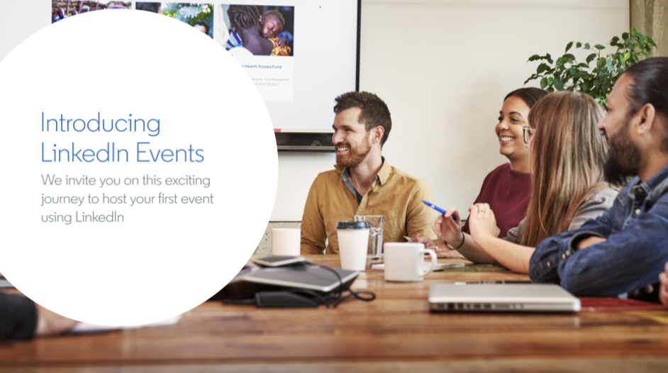 Your Complete Guide to Promote Your Events on LinkedIn