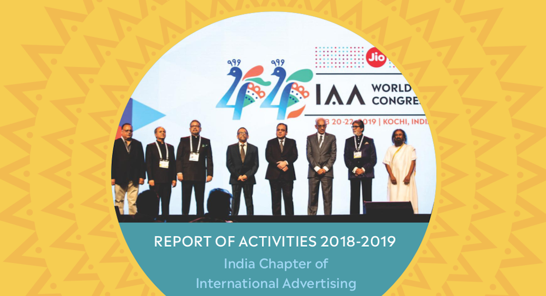 IAA Annual Report 2018-2019
