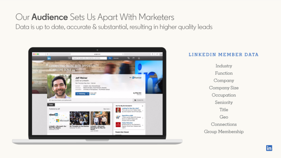 Leveraging LinkedIn for Professional Growth