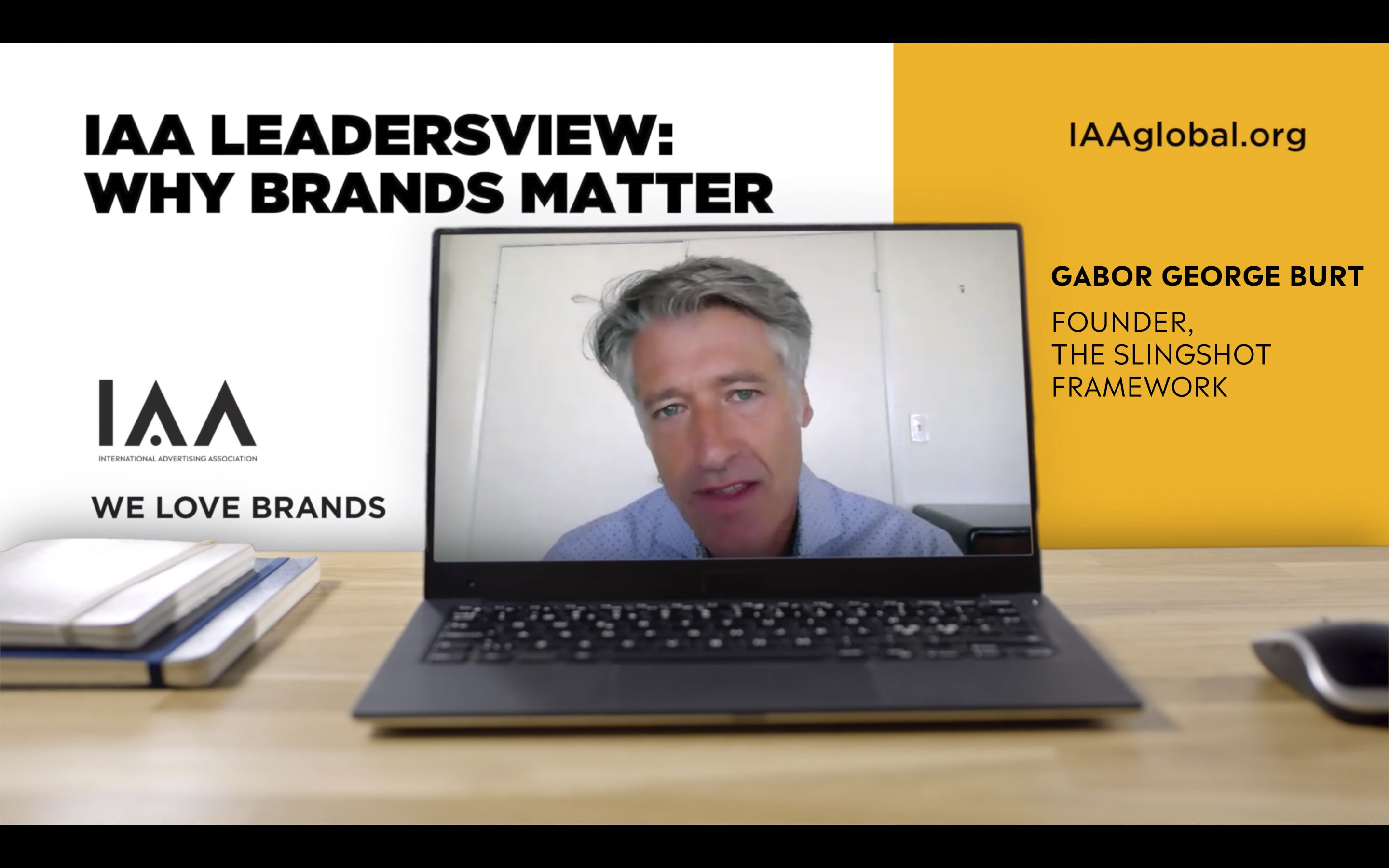 Brands as the Drivers of Innovation | Gabor George Burt